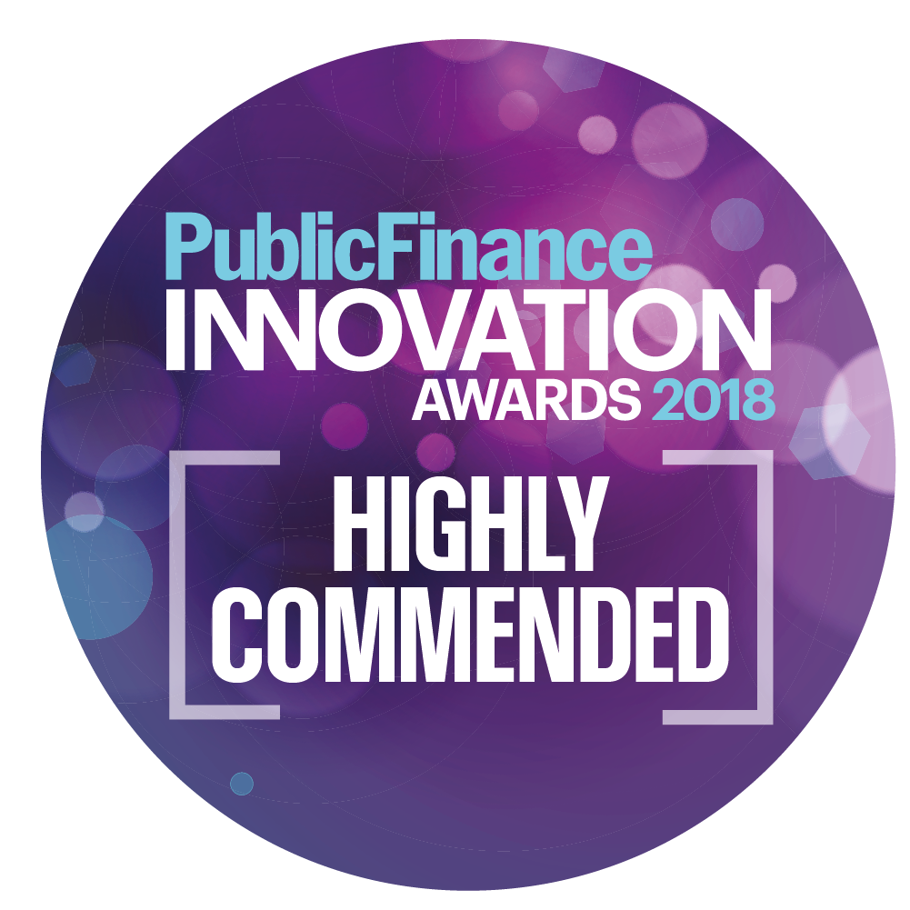 PFI Finalist Highly Commended